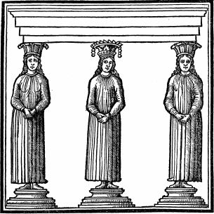vitruvius ten books on architecture chapter In his famous chapter on symmetry vitruvius discussed whether ten or six might not be the perfect number  his treatise, the ten books of architecture,.
